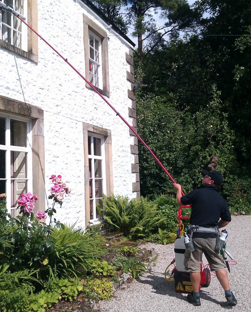 window cleaning preston